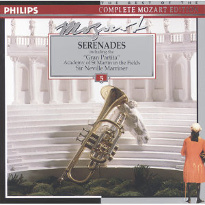 Academy of St. Martin in the Fields,Sir Neville Marriner,Holliger Wind Ensemble