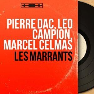 Pierre Dac, Léo Campion, Marcel Celmas 歌手頭像