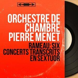 Orchestre de chambre Pierre Menet アーティスト写真