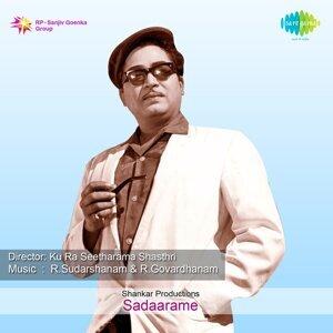 R. Sudarsanam, R. Gowardhanam アーティスト写真