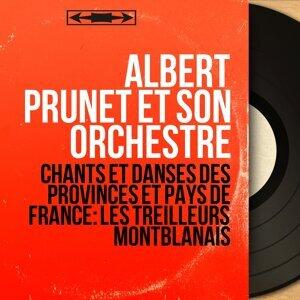 Albert Prunet et son orchestre アーティスト写真