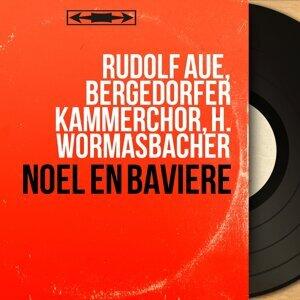 Rudolf Aue, Bergedorfer Kammerchor, H. Wormasbacher アーティスト写真