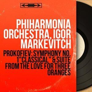 Phiharmonia Orchestra, Igor Markevitch 歌手頭像