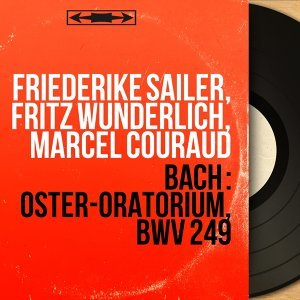 Friederike Sailer, Fritz Wunderlich, Marcel Couraud 歌手頭像