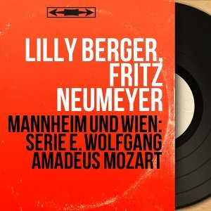 Lilly Berger, Fritz Neumeyer 歌手頭像