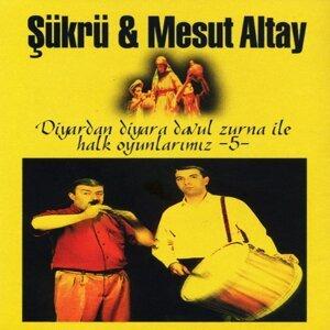 Şükrü Altaylı, Mesut Altaylı アーティスト写真