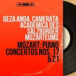 Géza Anda, Camerata Academica des Salzburger Mozarteums 歌手頭像