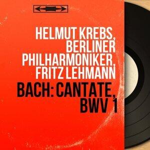 Helmut Krebs, Berliner Philharmoniker, Fritz Lehmann アーティスト写真