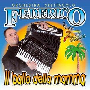 Orchestra Spettacolo Federico e Le Follie アーティスト写真