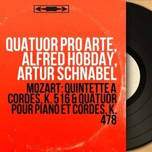 Quatuor Pro Arte, Alfred Hobday, Artur Schnabel 歌手頭像