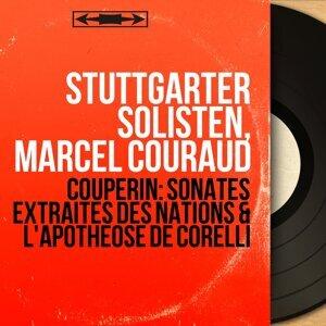Stuttgarter Solisten, Marcel Couraud 歌手頭像