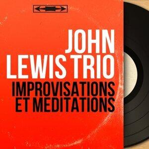 John Lewis Trio 歌手頭像