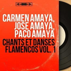 Carmen Amaya, José Amaya, Paco Amaya 歌手頭像