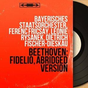 Bayerisches Staatsorchester, Ferenc Fricsay, Leonie Rysanek, Dietrich Fischer-Dieskau 歌手頭像