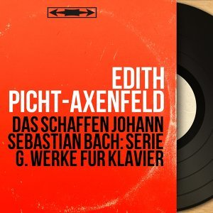 Edith Picht-Axenfeld 歌手頭像