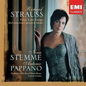 Nina Stemme/Antonio Pappano/Orchestra of the Royal Opera House, Covent Garden 歌手頭像