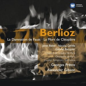 Georges Pretre/Maria Peronne/Sir Alexander Gibson/Dame Janet Baker/Nicolai Gedda/Gabriel Bacquier/Pierre Thau/Choeurs de l'Opera National de Paris/Orchestre de Paris/London Symphony Orchestra 歌手頭像