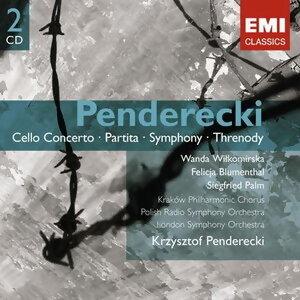 Krzysztof Penderecki/London Symphony Orchestra/Polish Radio National Symphony Orchestra 歌手頭像
