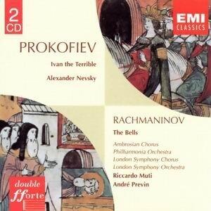 Riccardo Muti/Andre Previn/London Symphony Orchestra 歌手頭像