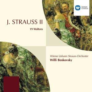 Willi Boskovsky/Wiener Johann Strauss-Orchester 歌手頭像