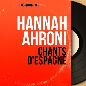 Hannah Ahroni 歌手頭像