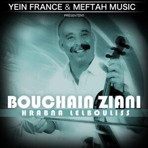 Bouchain Ziani アーティスト写真