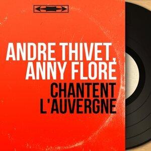 André Thivet, Anny Flore 歌手頭像