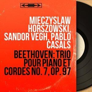Mieczyslaw Horszowski, Sandor Végh, Pablo Casals 歌手頭像