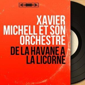 Xavier Michell et son orchestre アーティスト写真