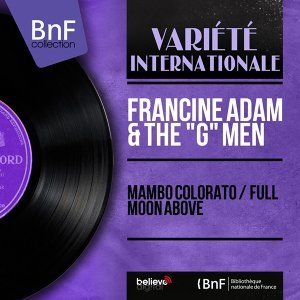"Francine Adam & The ""G"" Men アーティスト写真"