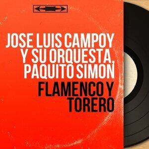 José Luis Campoy y Su Orquesta, Paquito Simon アーティスト写真