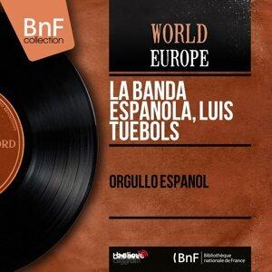 La Banda Española, Luis Tuebols 歌手頭像