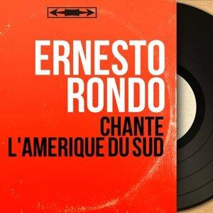 Ernesto Rondo 歌手頭像
