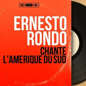 Ernesto Rondo アーティスト写真