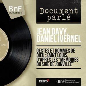 Jean Davy, Daniel Ivernel 歌手頭像