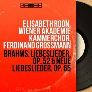 Elisabeth Roon, Wiener Akademie Kammerchor, Ferdinand Grossmann 歌手頭像