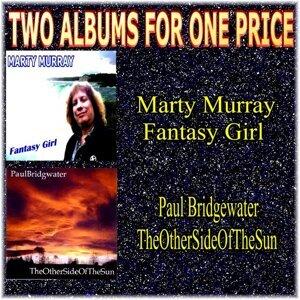 Marty Murray, Paul Bridgewater 歌手頭像