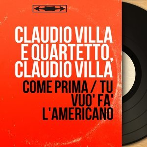 Claudio Villa e quartetto, Claudio Villa 歌手頭像