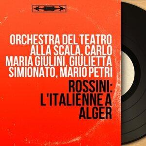 Orchestra del Teatro alla Scala, Carlo Maria Giulini, Giulietta Simionato, Mario Petri 歌手頭像