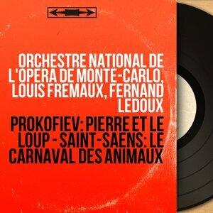 Orchestre national de l'Opéra de Monte-Carlo, Louis Frémaux, Fernand Ledoux 歌手頭像