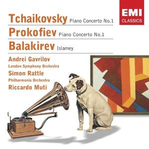 Andrei Gavrilov/Philharmonia Orchestra/Riccardo Muti/London Symphony Orchestra/Sir Simon Rattle