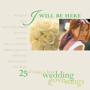 I Will Be Here - 25 Love Songs 歌手頭像