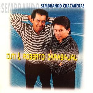 Cuti & Roberto Carabajal アーティスト写真