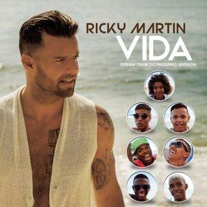 Ricky Martin feat. Dream Team do Passinho 歌手頭像