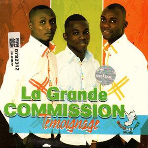 La Grande Commission 歌手頭像
