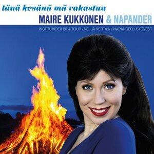 Maire Kukkonen & Napander 歌手頭像