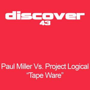 Paul Miller vs. Project Logical アーティスト写真