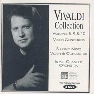 Shlomo Mintz, Israel Chamber Orchestra 歌手頭像