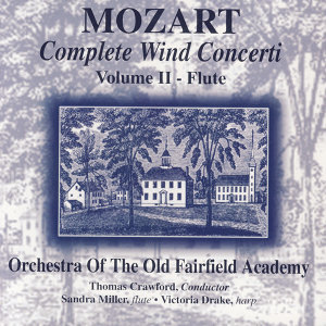 Sandra Miller, Orchestra Of The Old Fairfield Academy, Thomas Crawford, Victoria Drake 歌手頭像