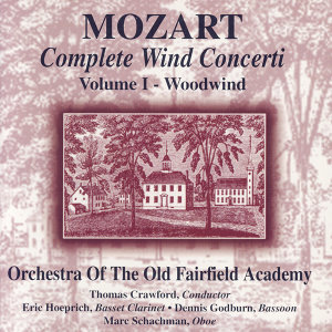 Orchestra of the Old Fairfield Academy, Eric Hoeprich, Thomas Crawfod, Dennis Godburn, Marc Schachman アーティスト写真